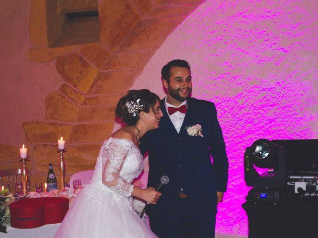 Le mariage de Karim et Sabria à Saint-Laurent-d'Oingt, Rhône 20