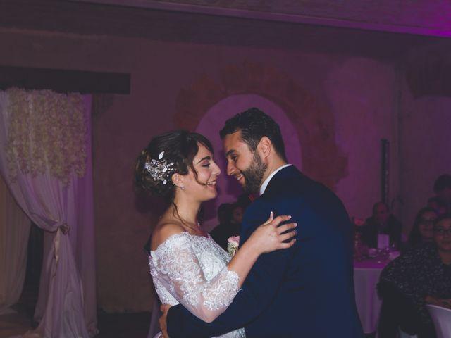 Le mariage de Karim et Sabria à Saint-Laurent-d'Oingt, Rhône 22