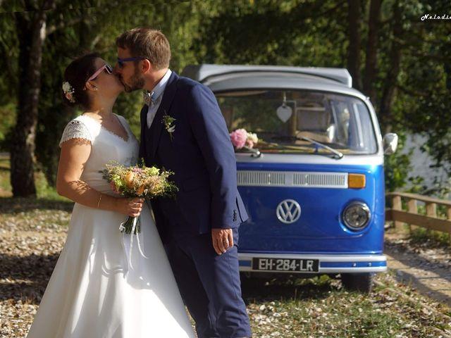 Le mariage de Philou et Fanou à Brive-la-Gaillarde, Corrèze 16