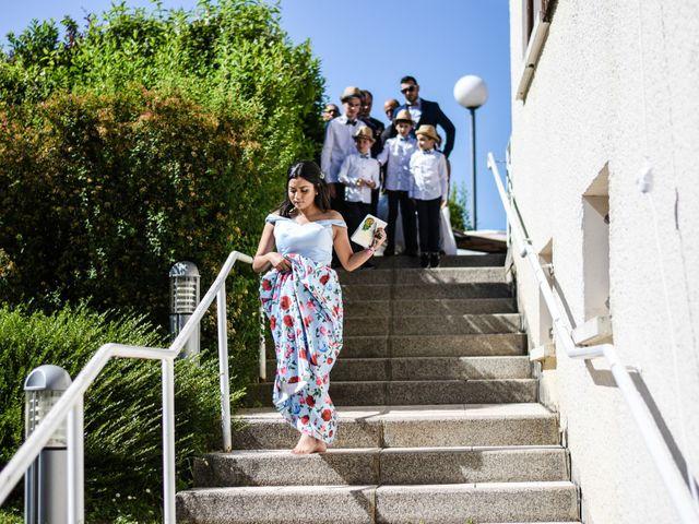 Le mariage de Anthony et Anaïs à Saint-Cassin, Savoie 2