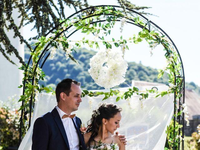 Le mariage de Anthony et Anaïs à Saint-Cassin, Savoie 3