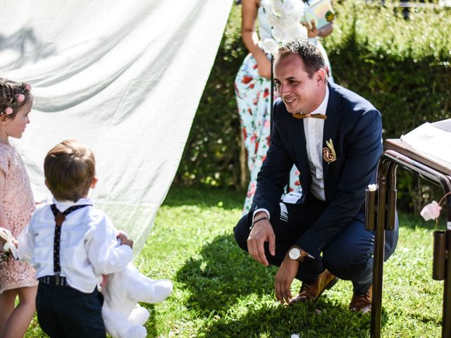 Le mariage de Anthony et Anaïs à Saint-Cassin, Savoie 5