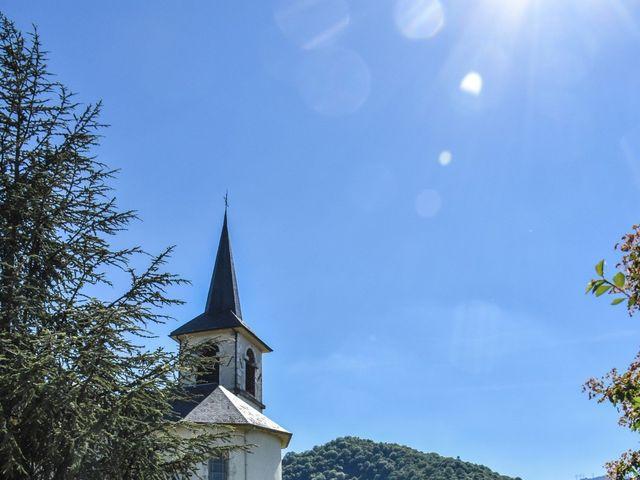Le mariage de Anthony et Anaïs à Saint-Cassin, Savoie 6