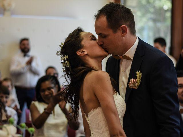 Le mariage de Anthony et Anaïs à Saint-Cassin, Savoie 10