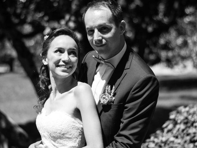 Le mariage de Anthony et Anaïs à Saint-Cassin, Savoie 26