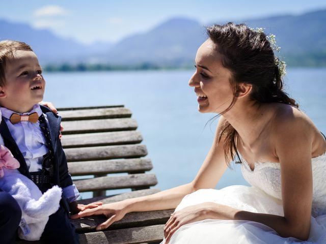 Le mariage de Anthony et Anaïs à Saint-Cassin, Savoie 28