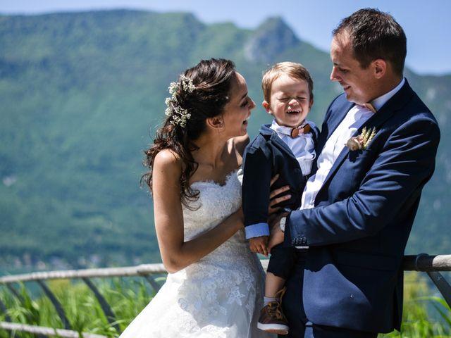 Le mariage de Anthony et Anaïs à Saint-Cassin, Savoie 30