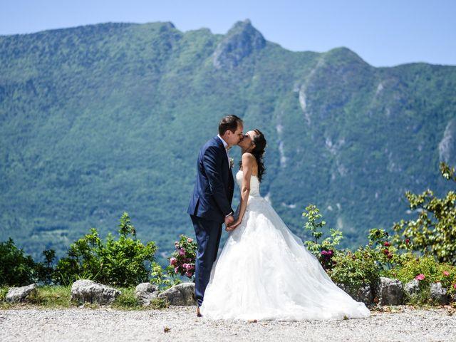 Le mariage de Anthony et Anaïs à Saint-Cassin, Savoie 31