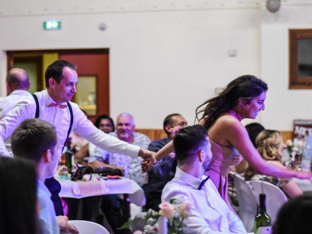 Le mariage de Anthony et Anaïs à Saint-Cassin, Savoie 35
