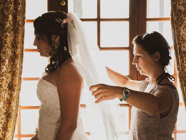Le mariage de Julien et Sarah à Roquevaire, Bouches-du-Rhône 8