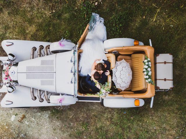 Le mariage de Julien et Sarah à Roquevaire, Bouches-du-Rhône 29