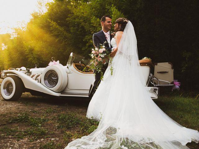 Le mariage de Julien et Sarah à Roquevaire, Bouches-du-Rhône 32