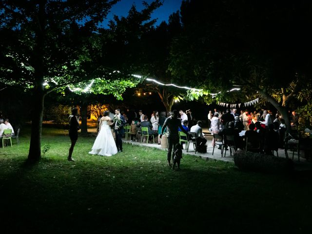 Le mariage de Julien et Sarah à Roquevaire, Bouches-du-Rhône 34