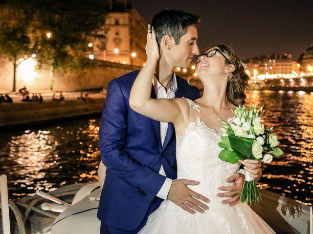 Le mariage de Noémie et Clément