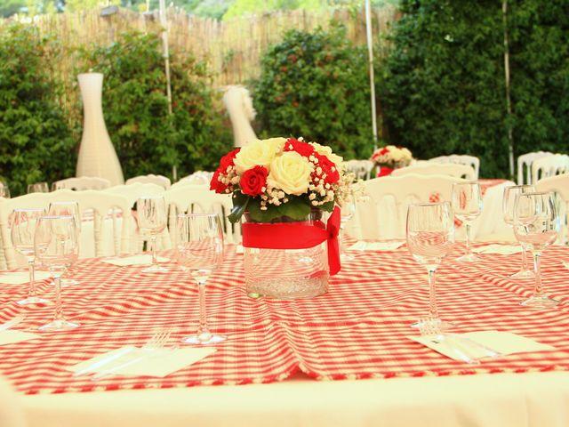 Le mariage de Bati et Sandrine à Cagnes-sur-Mer, Alpes-Maritimes 7