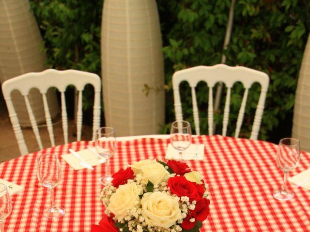 Le mariage de Bati et Sandrine à Cagnes-sur-Mer, Alpes-Maritimes 8