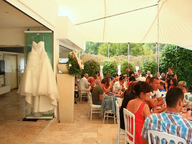 Le mariage de Bati et Sandrine à Cagnes-sur-Mer, Alpes-Maritimes 14