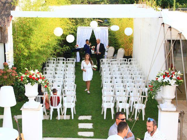 Le mariage de Bati et Sandrine à Cagnes-sur-Mer, Alpes-Maritimes 24