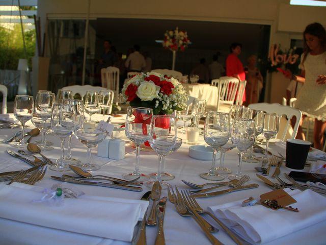 Le mariage de Bati et Sandrine à Cagnes-sur-Mer, Alpes-Maritimes 30