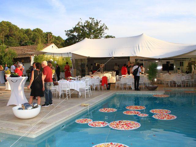 Le mariage de Bati et Sandrine à Cagnes-sur-Mer, Alpes-Maritimes 31