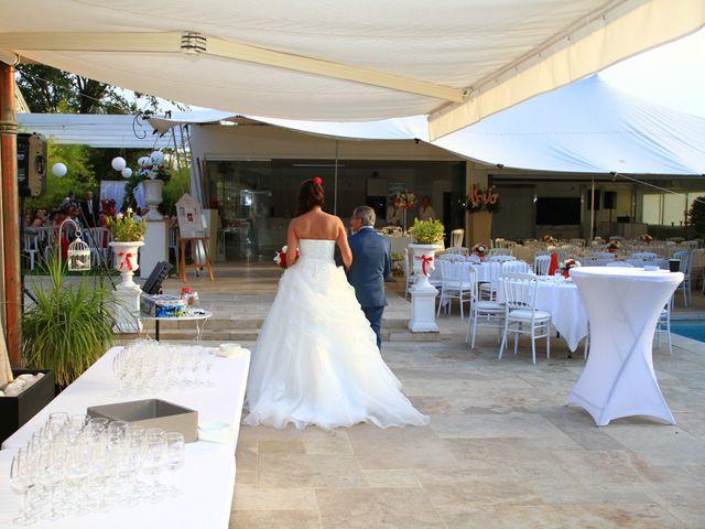 Le mariage de Bati et Sandrine à Cagnes-sur-Mer, Alpes-Maritimes 36