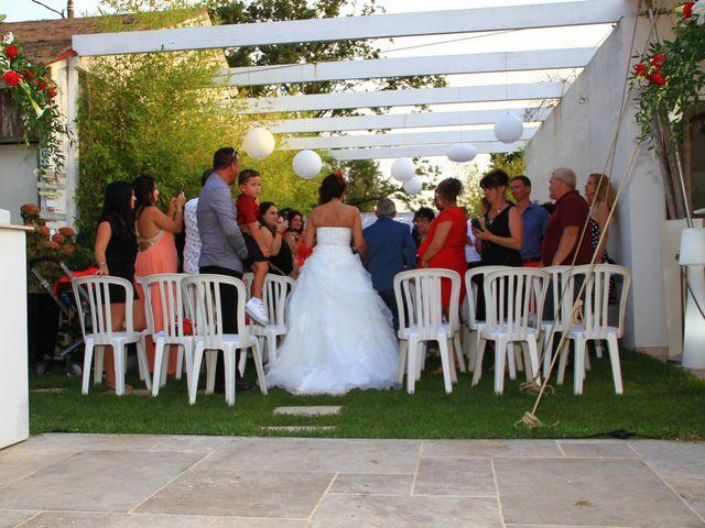 Le mariage de Bati et Sandrine à Cagnes-sur-Mer, Alpes-Maritimes 37