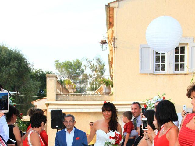 Le mariage de Bati et Sandrine à Cagnes-sur-Mer, Alpes-Maritimes 38