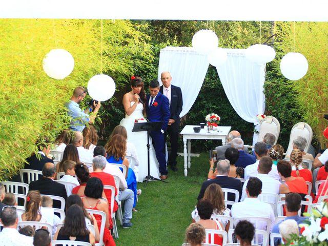 Le mariage de Bati et Sandrine à Cagnes-sur-Mer, Alpes-Maritimes 40