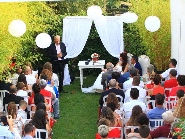 Le mariage de Bati et Sandrine à Cagnes-sur-Mer, Alpes-Maritimes 42
