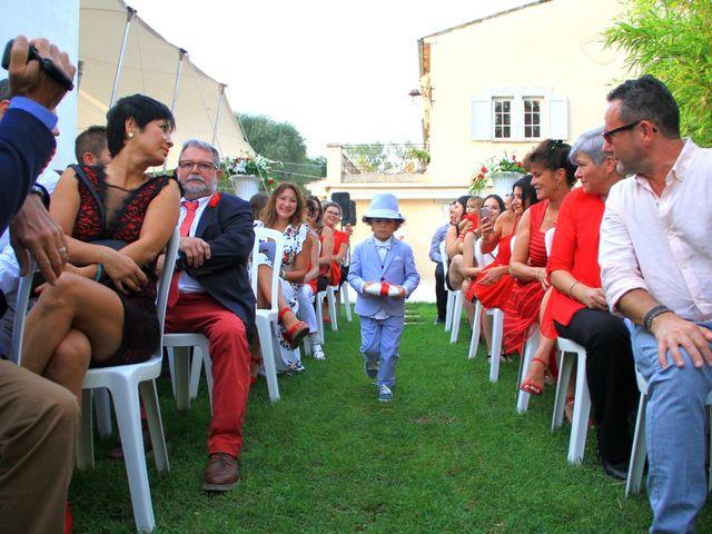 Le mariage de Bati et Sandrine à Cagnes-sur-Mer, Alpes-Maritimes 44