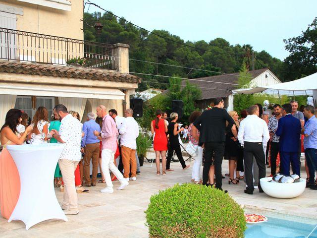 Le mariage de Bati et Sandrine à Cagnes-sur-Mer, Alpes-Maritimes 49