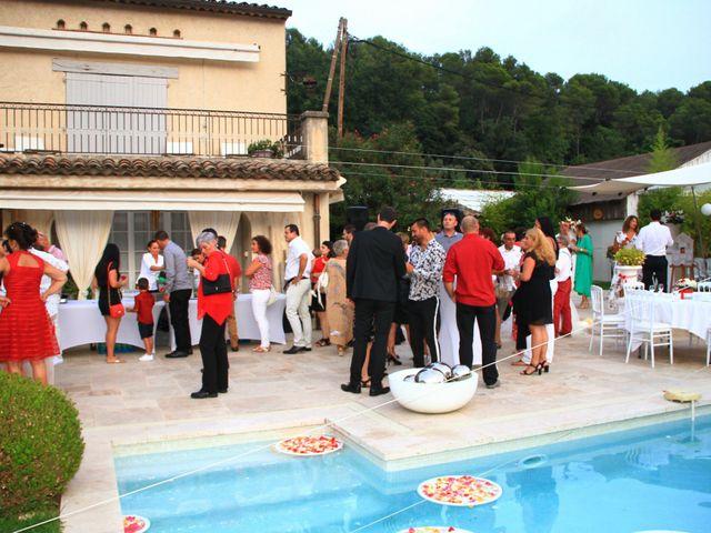 Le mariage de Bati et Sandrine à Cagnes-sur-Mer, Alpes-Maritimes 50