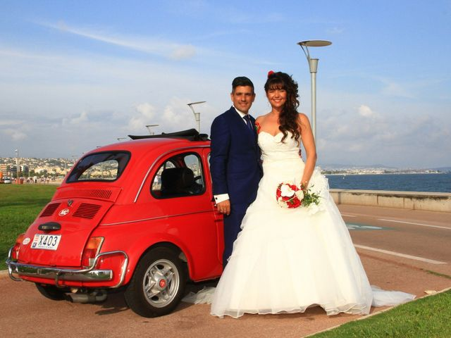 Le mariage de Sandrine et Bati