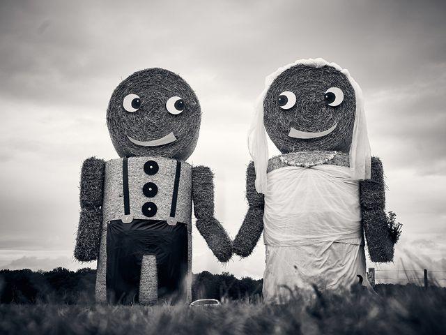 Le mariage de Quentin et Anaïs à Ougney, Jura 6