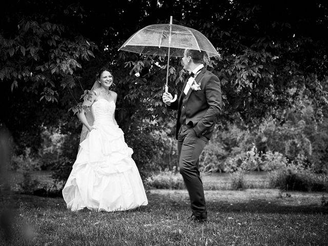 Le mariage de Quentin et Anaïs à Ougney, Jura 12