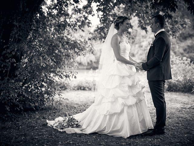 Le mariage de Quentin et Anaïs à Ougney, Jura 28