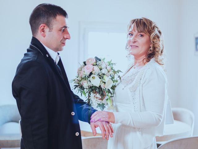 Le mariage de Sylvie et André