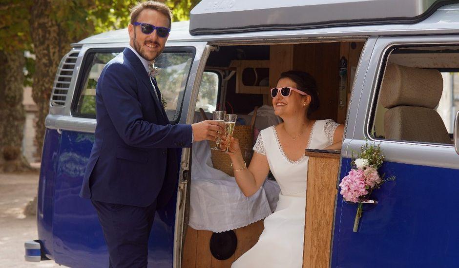Le mariage de Philou et Fanou à Brive-la-Gaillarde, Corrèze
