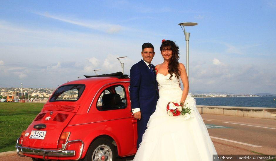 Le mariage de Bati et Sandrine à Cagnes-sur-Mer, Alpes-Maritimes