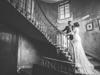 Le mariage de Coralie et Yvan