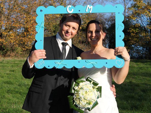 Le mariage de Mathilde et Cédric