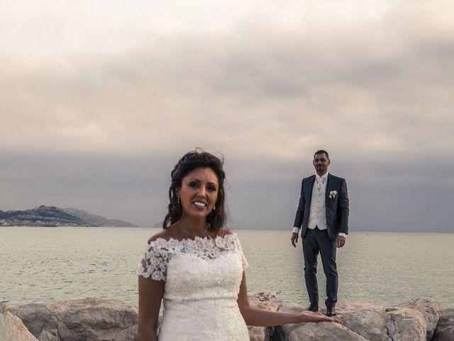 Le mariage de Nasséra et David