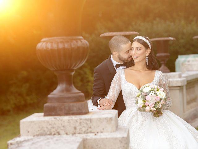 Le mariage de Yasmine et Yacin