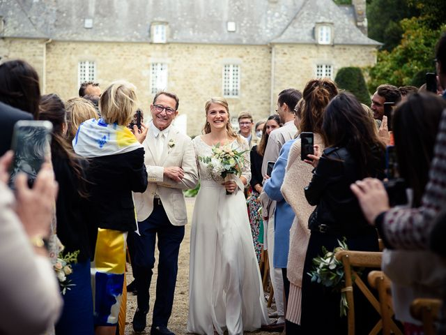 Le mariage de Alexis et Juliette à Saint-Malo, Ille et Vilaine 41