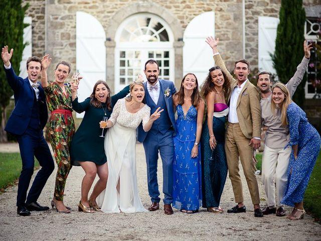 Le mariage de Alexis et Juliette à Saint-Malo, Ille et Vilaine 80