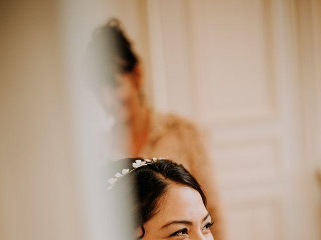 Le mariage de Valére et Roseline à Santeny, Val-de-Marne 6