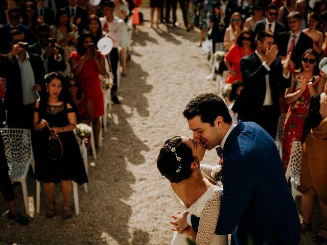 Le mariage de Valére et Roseline à Santeny, Val-de-Marne 17