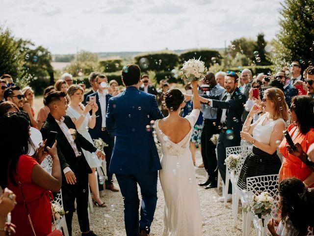 Le mariage de Valére et Roseline à Santeny, Val-de-Marne 18