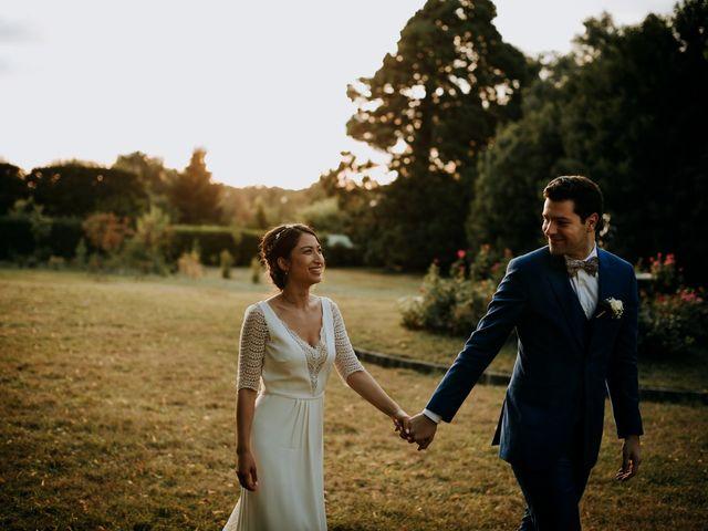 Le mariage de Valére et Roseline à Santeny, Val-de-Marne 27