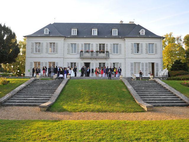 Le mariage de Guillaume et Stéphanie à Acquigny, Eure 2